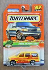 MATCHBOX CAR FORD EXPEDITION 1998 issue