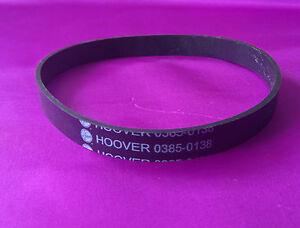 1 x Genuine Hoover Dustmanager Purepower V17 Vacuum Cleaner Drive Belt 0385-0138