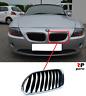 FOR BMW Z4 E85 E86 03 - 08 NEW FRONT BUMPER UPPER CENTER KIDNEY GRILLE LEFT N/S