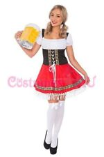 Regular Size Dress Costumes Oktoberfest for Women