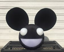 Mouse Head Inspired Deadmau5 Mask Costume Cosplay Rave Dj