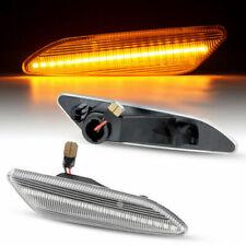 LuxLight Frecce laterali a LED con lente chiara per 500 e Ypsilon