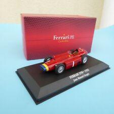 ATLAS ÉDITION FERRARI D50 J.M Fangio FERRARI F1 collection neuwertig 1/43