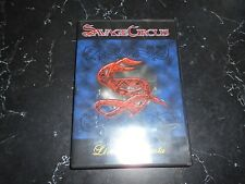 SAVAGE CIRCUS - LIVE IN ATLANTA DVD 2007 *NEW* BLIND GUARDIAN GAMMA RAY