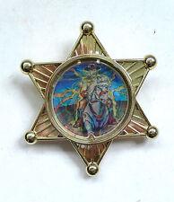 Vintage Filmation BRAVESTARR Sheriff Flicker Image Star 1986