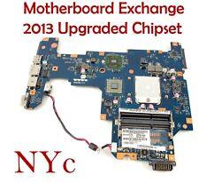 EXCHANGE SERVICE: TOSHIBA L675D AMD LAPTOP MOTHERBOARD K000103970 LA-6053P