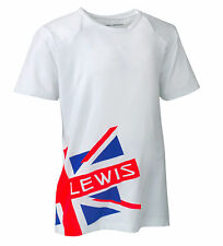 Official Vodafone McLaren Mercedes Leiws Hamilton Kids T-Shirt (S) Small
