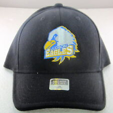 Judson Eagles Black Structured One Size Fits All Fitted Hat By adidas