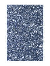 Pearl ocean blue Pickguard Rohling Platte  45 x 30 cm