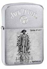 Zippo Feuerzeug Jack Daniels Series 1 of 7 Limited Edition xxxx/7777