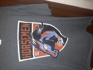 Four Horsemen shirt 2XL Ric Flair Arn Anderson WCW Hall of Fame