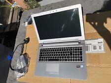 """lenovo ideapad 500-15isk 15.6"""" FHD i5-6200U 2.30ghz 8gb ram, 256gb ssd"""