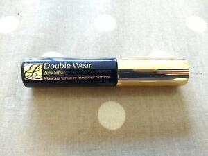 Estee Lauder 2.8ml Double Wear Zero Smudge Lengthening Mascara