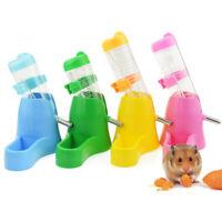 Automatic Pet Water Bottle Dispenser Fr Mouse Hamster Guinea Pig Rabbit HOT