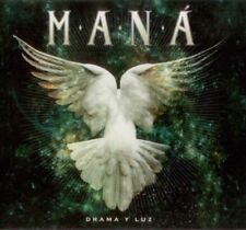 MANA: Drama Y Luz - Digipack CD+DVD 2011 - lateinamerikanischer Rock