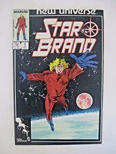 *Starbrand (1986; Shooter/Romita) 1-19 (of 19)