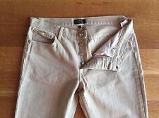 A.P.C. PETIT NEW STANDARD Mens Beige Tan Denim Jeans Size 29 31 x 32 $235