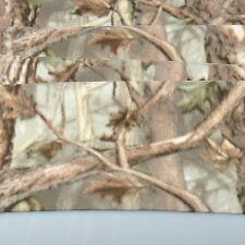 """Mossy Oak Camoufalge Double-sided Polar Fleece Fabric Anti-pilling Blanket 60"""" W"""