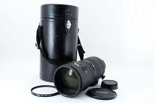 [MINT] NIKON AF NIKKOR 80-200mm F/2.8 D ED NEW Zoom AF Lens From JAPAN 704675