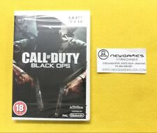 Call Of Duty: Black Ops UK - Nintendo Wii - PRECINTADO - ENVÍO PENÍNSULA EN 24H