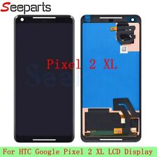 For Google Pixel 2 XL Black AMOLED LCD Display Touch Screen Digitizer UK
