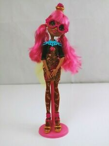 """2014 Ever After High First Chapter Ginger Breadhouse 12"""" Doll With Accessories"""