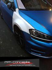 Breite Kotflügel VW Golf 7 VII GTI R verbreiterte front Car wide fender GTD R400