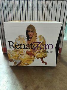 RENATO ZERO - COLLECTION 70 - BOX 6CD