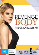 REVENGE BODY With Khloe Kardashian Season 1 (Region 4) DVD The Complete Series