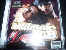 Ultimate R&B The Love Collection 2012 CD lady gaga Nicki Minaj Drake Nelly J-lo