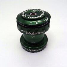 "Mac Mahone Sang Royal 34mm 1-1/8"" Road MTB Bicycle Bike Headset Green"