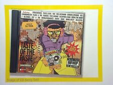 DJ Yoda & HHC Present	A Taste Of the Paste Mixed by DJ Yoda Hip Hop CD Mint