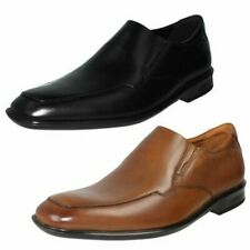 Mens Clarks Casual Slip On Shoes 'Bensley Step'