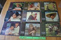 9 Vintage 1947 Encyclopedia Britannica Picture stories Children Around the World