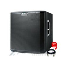 "Alto TS215S 15"" 1250W Active Powered Compact PA DJ Bass Subwoofer & Free Cable"