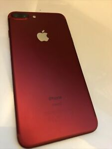 Apple iPhone 7 Plus (PRODUCT)RED - 128GB - Unlocked immaculate Condition