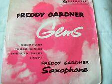 freddy gardner      gems (4 track ep) EX-