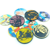 Pogs / Caps Dragon Ball Z officiel à l'unité - Colletction 1 / 2 / Kinis