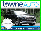 2019 Mazda CX-9 Grand Touring 2019 Grand Touring Used Certified Turbo 2.5L I4 16V Automatic AWD SUV Moonroof