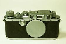 Kleinbildkamera von Leitz: Leica III - Sehr schön! Sehr gut erhalten!