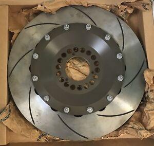 SET of AP Racing Brake Rotor CP3580 w/Hat CP2494 & Hardware