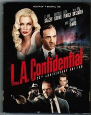 Curtis Hanson's L.A. Confidential [20th Anniversary Ed] [Blu-ray 2017] New/ Slip