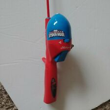 New listing Shakespeare Boy's Spiderman Fishing Pole Good Condition