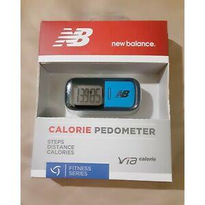 New Balance Calorie Pedometer Fitness Series Step, Calories & Distance  #50122NB