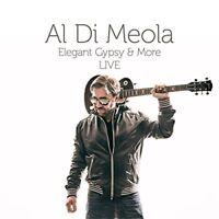 Al Di Meola - Elegant Gypsy and More [CD]