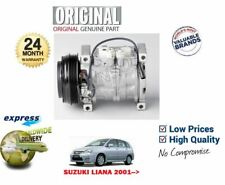 FOR SUZUKI LIANA 1.3 1.6 2001-> NEW AC AIR CONDITIONING COMPRESSOR UNIT