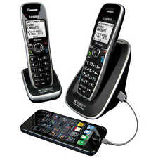 UNIDEN 8115+1 DIGITAL CORDLESS PHONE BLUETOOTH POWER FAILURE BACK UP USB CHARGE