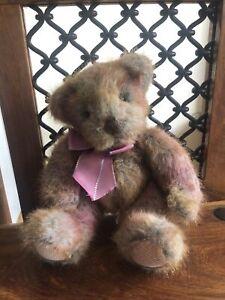 Russ Mayberry Multi Coloured Teddy Bear