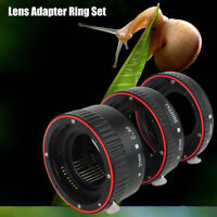 Auto Focus Macro Extension Tube/Ring 13mm & 21mm & 31mm for Canon EOS EF Lens o