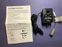 Unit ONLY B0816 Vernier Software Dual Range Force Sensor DFS-DIN